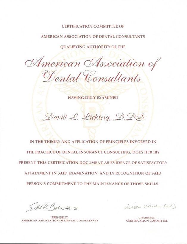 dr dave american association of dental