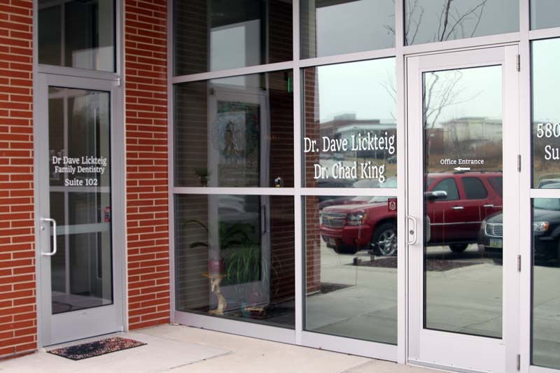 Dr Dave DDS Dental office in Wesr Des Moines
